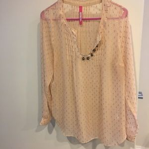 Plenty by Tracy Reese blouse